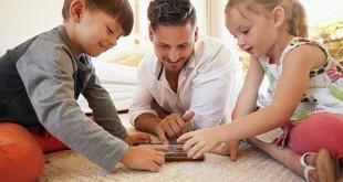 6 formas divertidas de enseñar inglés en casa