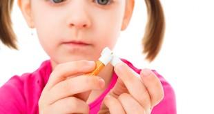 Evitar que nuestros hijos empiecen a fumar
