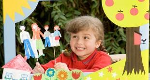 Recursos para repasar el vocabulario de inglés en casa para niños de Educación infantil La familia