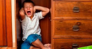 rabietas en un niño con síndrome de Asperger