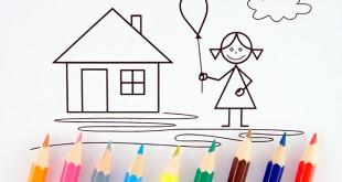 Recursos para repasar el vocabulario de inglés en casa para niños de Educación Infantil: Los colores