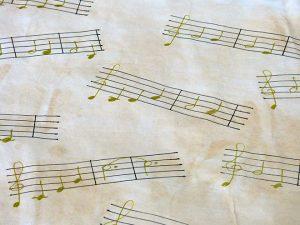 Papel de partitura