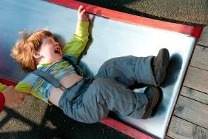 manejar las rabietas en un niño con síndrome de Asperger