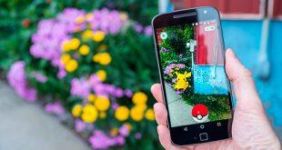 Utilizar Pokémon Go
