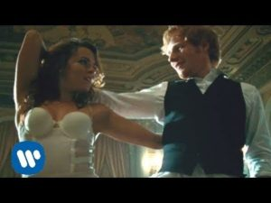 Ed Sheeran Thinking Out Loud