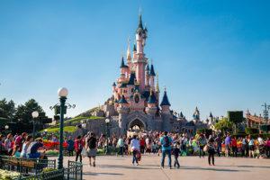 disfrutar de Disneyland París
