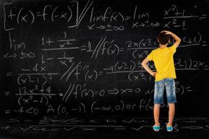 matemáticas son un problema