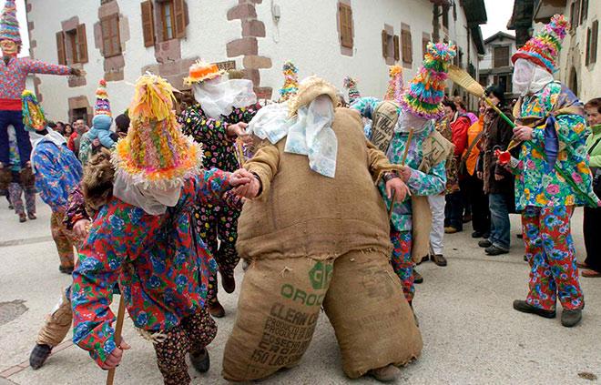 Carnavales más originales Carnaval Lantz
