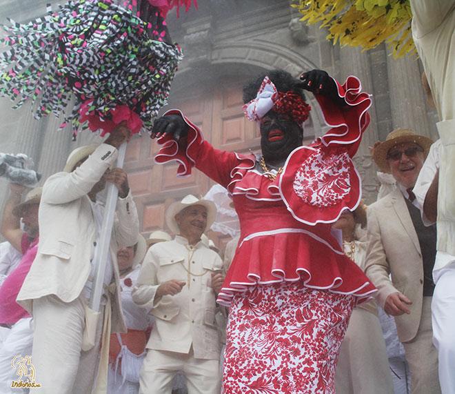 Carnavales más originales Desfile de los Indianos