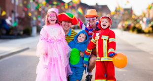 En Carnaval, deja que los niños aprovechen los beneficios de disfrazarse
