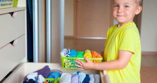5 sugerencias para que los niños empiecen a ayudar con las tareas domésticas