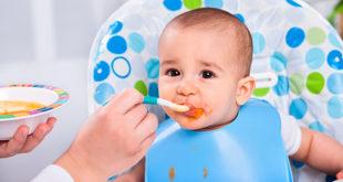 El potito de calabaza, una sencilla receta para nuestros hijos