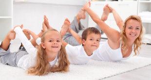 8 sencillos ejercicios de relajación y concentración para toda la familia